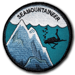 Seamountaineer Patch