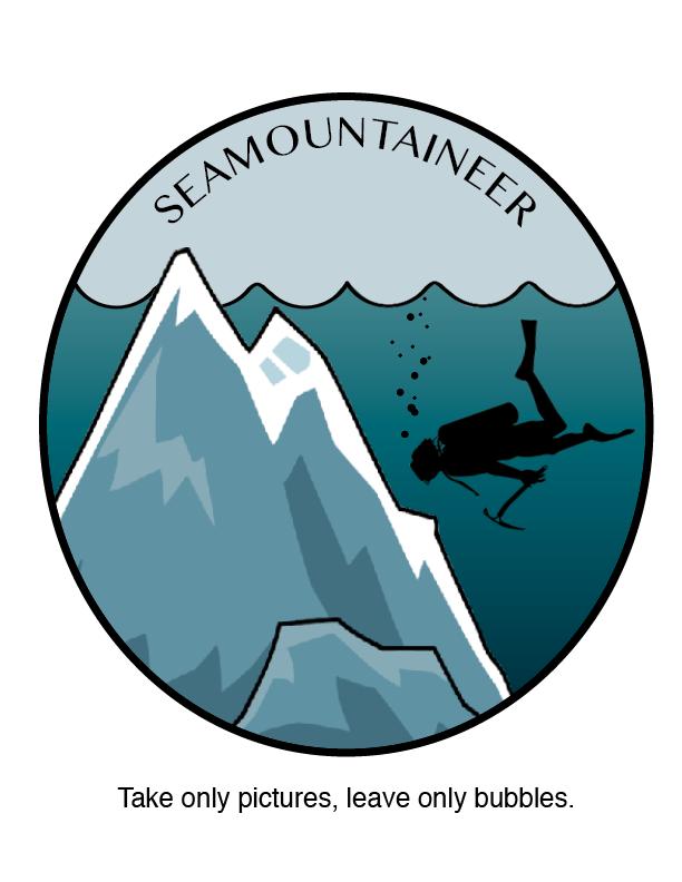 Seamountaineer Logo
